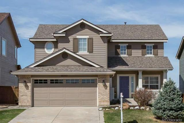 10253 Bentwood Circle, Highlands Ranch, CO 80126 (#7621973) :: The Peak Properties Group