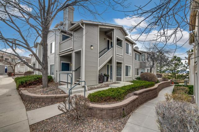 8425 Pebble Creek Way #102, Highlands Ranch, CO 80126 (#7622871) :: The Gilbert Group