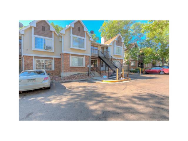 63 S Sable Boulevard #12, Aurora, CO 80012 (MLS #7622990) :: 8z Real Estate