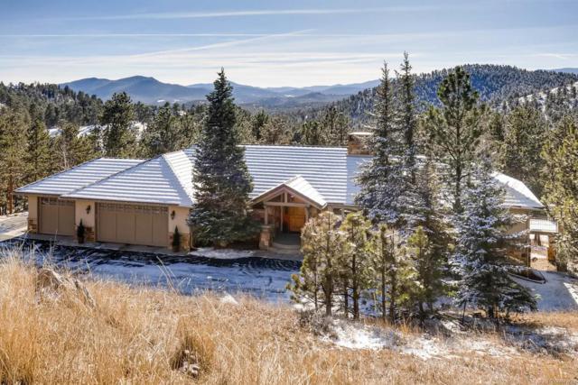 28067 Meadowlark Drive, Golden, CO 80401 (#7623069) :: The Peak Properties Group