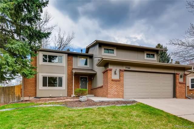 7740 W Phillips Avenue, Littleton, CO 80128 (#7623222) :: Berkshire Hathaway HomeServices Innovative Real Estate