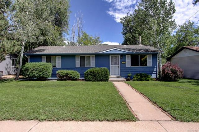 719 E Cleveland Street, Lafayette, CO 80026 (MLS #7623480) :: 8z Real Estate