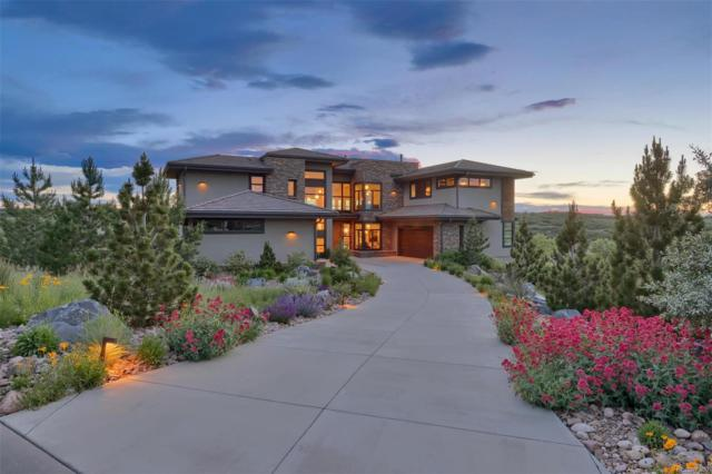 13043 Whisper Canyon Road, Castle Pines, CO 80108 (#7623677) :: Mile High Luxury Real Estate