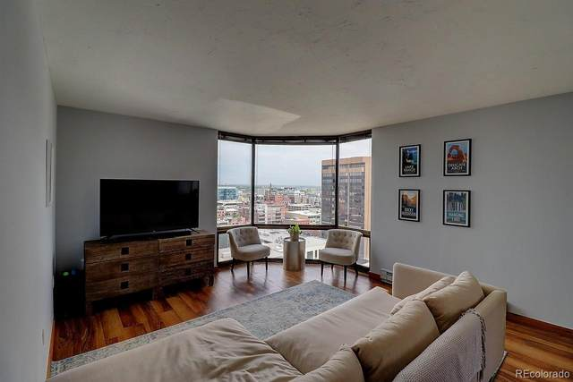 1625 Larimer Street #1707, Denver, CO 80202 (#7623921) :: Kimberly Austin Properties