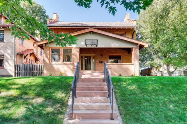 921 Detroit Street, Denver, CO 80206 (#7623957) :: The Galo Garrido Group