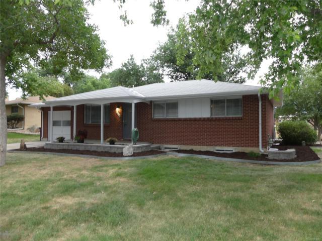 6530 Utica Street, Arvada, CO 80003 (MLS #7624242) :: 8z Real Estate