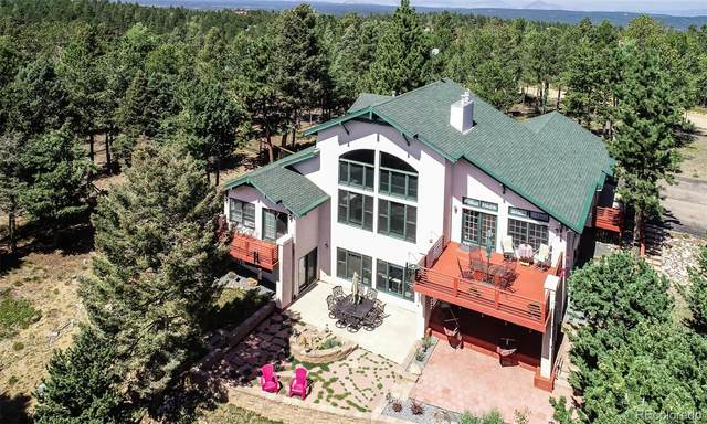 220 Parkview Drive, Woodland Park, CO 80863 (MLS #7624397) :: 8z Real Estate