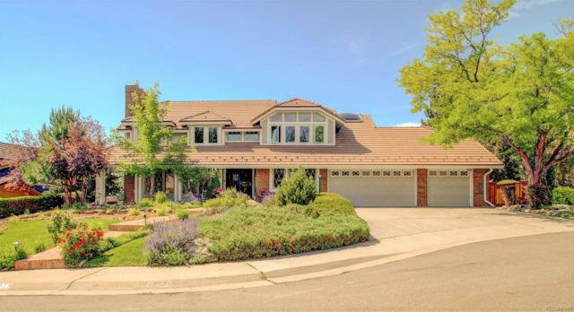 1917 S Queen Drive, Lakewood, CO 80227 (MLS #7624454) :: 8z Real Estate