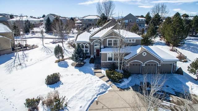 3575 Elk Run Drive, Castle Rock, CO 80109 (MLS #7624470) :: 8z Real Estate