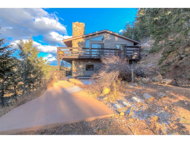 255 Divide View Drive, Idaho Springs, CO 80452 (MLS #7624628) :: 8z Real Estate
