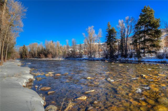 930 Blue River Parkway #812, Silverthorne, CO 80498 (MLS #7624805) :: Keller Williams Realty