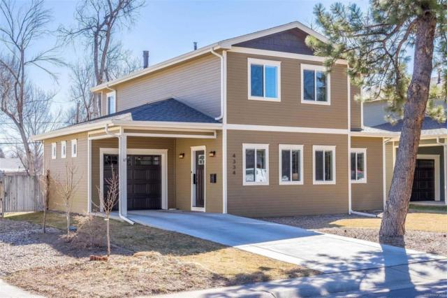 4334 S Sherman Street, Englewood, CO 80113 (#7624988) :: The Peak Properties Group