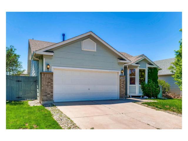 4325 Golf Club Drive, Colorado Springs, CO 80922 (MLS #7625059) :: 8z Real Estate