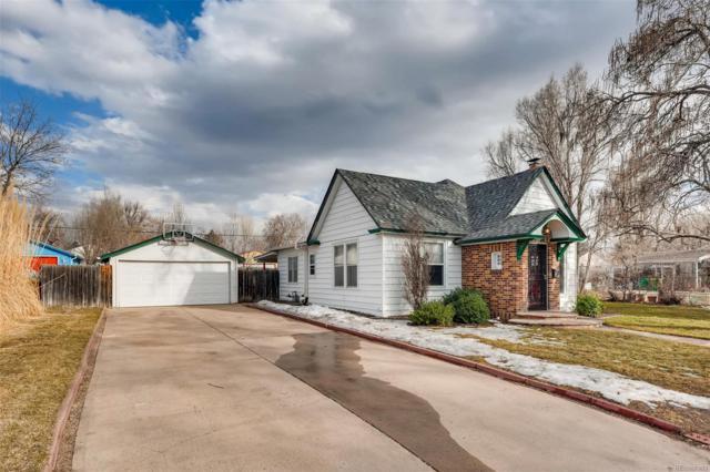 4350 S Pennsylvania Street, Englewood, CO 80113 (MLS #7625317) :: 8z Real Estate
