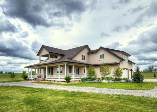 2648 Country View Court, Berthoud, CO 80513 (MLS #7625431) :: Kittle Real Estate