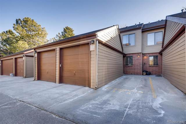 212 Wright Street #104, Lakewood, CO 80228 (#7625433) :: Mile High Luxury Real Estate