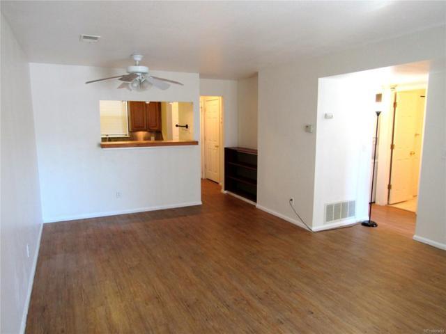 1219 S Gilbert Street D201, Castle Rock, CO 80104 (MLS #7625652) :: 8z Real Estate