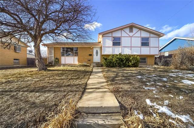 11501 Gilpin Street, Northglenn, CO 80233 (MLS #7625869) :: 8z Real Estate