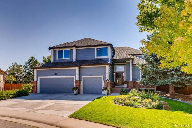 16446 Sequoia Court, Parker, CO 80134 (#7626470) :: iHomes Colorado