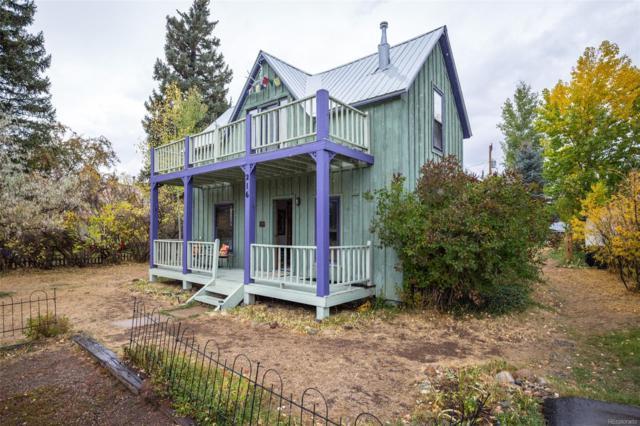 216 Spruce Street, Steamboat Springs, CO 80487 (MLS #7626553) :: 8z Real Estate