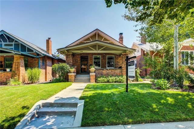 1212 Fillmore Street, Denver, CO 80206 (#7626574) :: The Scott Futa Home Team