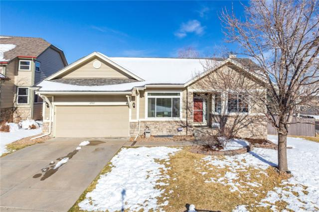 12587 S Dove Creek Way, Parker, CO 80134 (#7626700) :: The Peak Properties Group