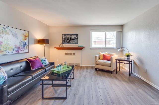 1243 Gaylord Street #205, Denver, CO 80206 (MLS #7626741) :: Kittle Real Estate