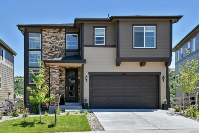 2637 Loon Circle, Castle Rock, CO 80104 (#7626949) :: The Healey Group