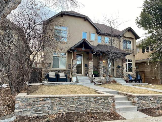 1936 S Pearl Street, Denver, CO 80210 (#7627367) :: The Colorado Foothills Team | Berkshire Hathaway Elevated Living Real Estate