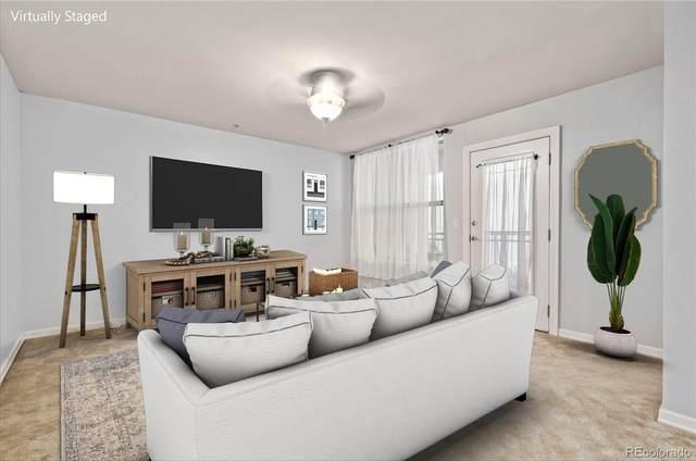 1975 N Grant Street #321, Denver, CO 80203 (#7627403) :: Finch & Gable Real Estate Co.