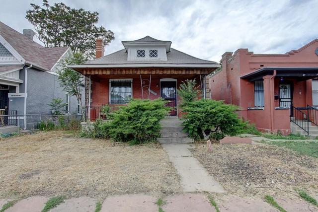 3439 N Williams Street, Denver, CO 80205 (MLS #7627499) :: 8z Real Estate
