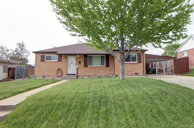 9290 Wigham Street, Thornton, CO 80229 (#7627620) :: The Pete Cook Home Group