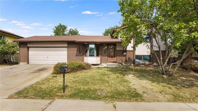 1523 Quivira Drive, Denver, CO 80229 (MLS #7627971) :: 8z Real Estate