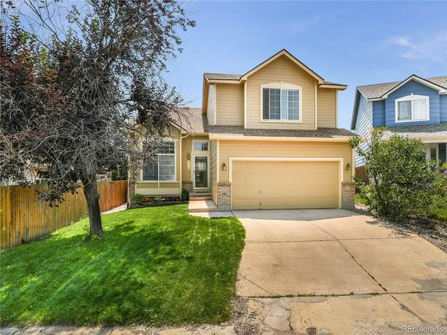 3645 Greenville Court, Colorado Springs, CO 80920 (MLS #7627998) :: Bliss Realty Group