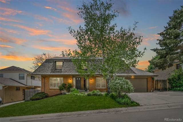 14492 W Archer Avenue, Golden, CO 80401 (MLS #7628030) :: 8z Real Estate