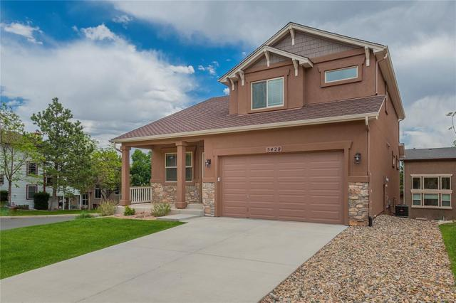 5428 Majestic Drive, Colorado Springs, CO 80919 (#7628137) :: House Hunters Colorado