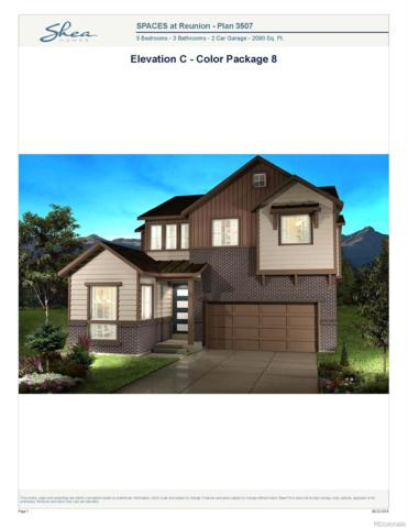 10650 Waco Street, Commerce City, CO 80022 (#7628468) :: The Griffith Home Team