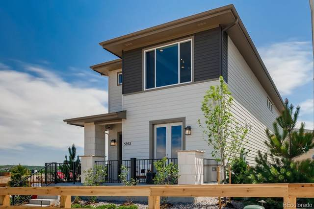 6010 Sima Circle, Highlands Ranch, CO 80130 (#7628563) :: The DeGrood Team