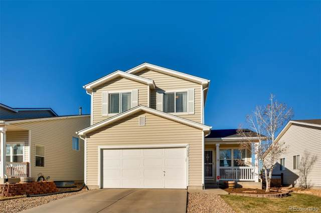 9539 Bighorn Way, Littleton, CO 80125 (#7628611) :: Compass Colorado Realty