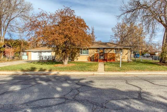 9505 W 53rd Avenue, Arvada, CO 80002 (#7629322) :: The Heyl Group at Keller Williams