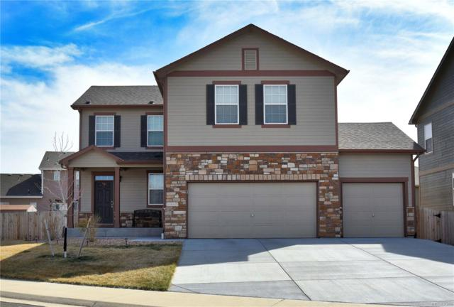 1736 Homestead Drive, Fort Lupton, CO 80621 (#7629544) :: The Heyl Group at Keller Williams