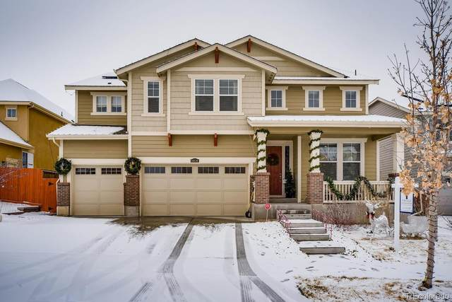 14636 Chicago Street, Parker, CO 80134 (#7629900) :: The Colorado Foothills Team | Berkshire Hathaway Elevated Living Real Estate