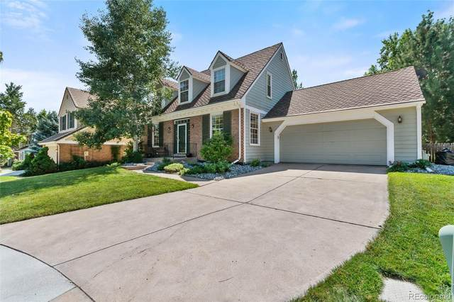 9876 W Aqueduct Place, Littleton, CO 80123 (#7630245) :: Own-Sweethome Team