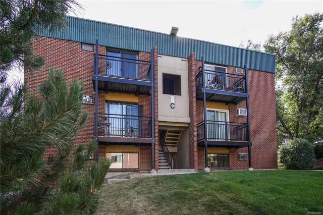 5995 W Hampden Street #5, Denver, CO 80227 (MLS #7630255) :: 8z Real Estate