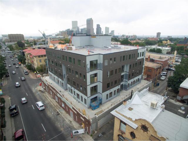1300 N Ogden Street #405, Denver, CO 80218 (#7630373) :: The Peak Properties Group