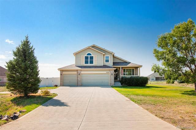 32240 E 167th Drive, Hudson, CO 80642 (#7630808) :: The Brokerage Group