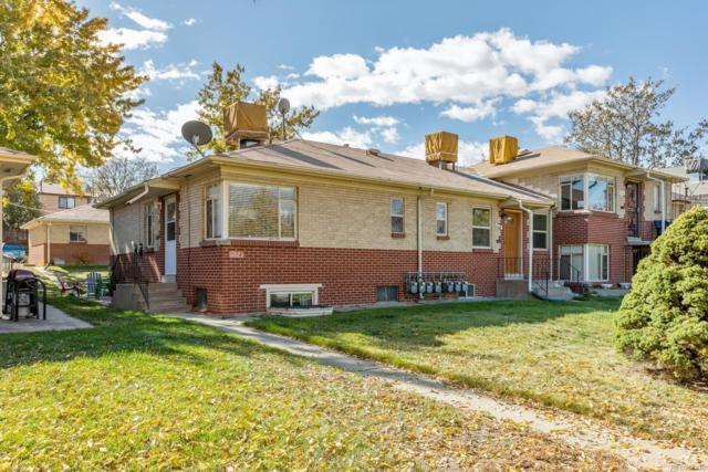 5012 W 36th Avenue #5, Denver, CO 80212 (#7631116) :: Real Estate Professionals