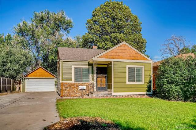 437 Stuart Street, Denver, CO 80204 (#7631339) :: Arnie Stein Team | RE/MAX Masters Millennium