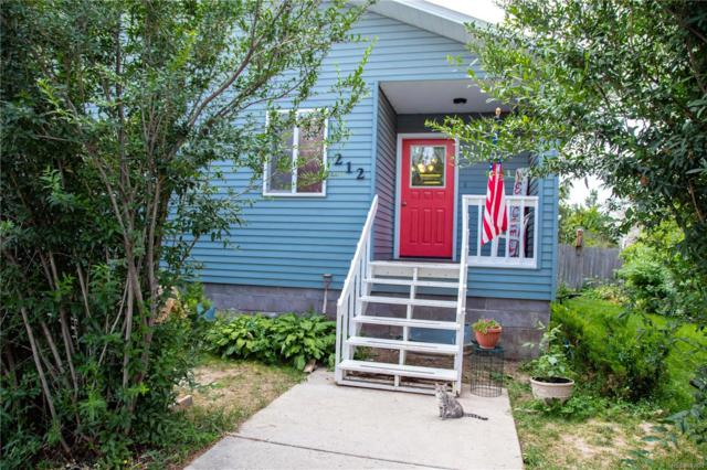212 Garfield Street, Meeker, CO 81641 (#7631433) :: The Peak Properties Group