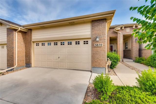 3870 E 128th Way, Thornton, CO 80241 (#7631543) :: The Heyl Group at Keller Williams